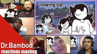 Things That Happened While I Grew Up REACTIONS MASHUP