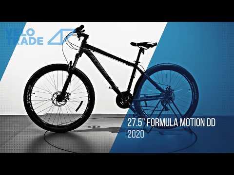 """Велосипед 27.5"""" Formula MOTION 2020: video"""
