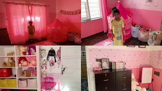 Kids Playroom Makeover Vlog - I Surprised Kids With Dream Fairyland Playroom