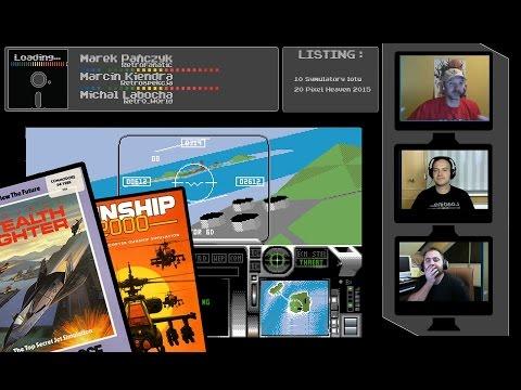 Oglądaj: Loading #9 - Symulatory lotu 8/16 bit I Pixel Heaven 2015