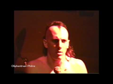 Tool - Sober - Earliest Live Footage - Hollywood,CA - 10/7/91 - Part 2 of 5