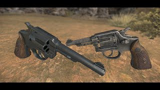 FNV Arsenal Weapons Overhaul - SW Model 10