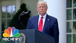 Live: President Donald Trump Holds News Conference | NBC News