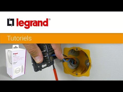 Prêt à poser Legrand : centraliser les volets roulants sans tirer de fils