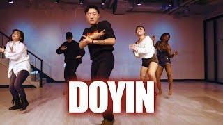 Mr.Eazi & Simi   Doyin | YODA AFRO CHOREGRAPHY | 노원 아프로비츠 댄스학원