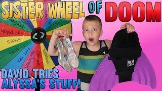 The Wheel of Sister Stuff