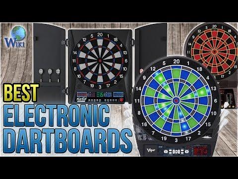 7 Best Electronic Dartboards 2018