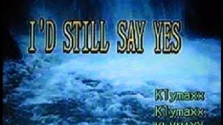 [20001] I'D STILL SAY YES (Klymaxx) ~ 금영 노래방/KumYoung 코러스3000