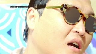 PSY, Psy: I was notorious in South Korea