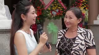 Phỏng vấn NSƯT Minh Hạnh | Hậu trường Kỷ niệm 40 năm | 2016.10.08.(10)