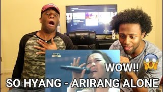 SO HYANG - ARIRANG (REACTION)