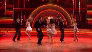 Stevie Wonder and Hunter Hayes Perform w/Pros- DWTS'16-Week-6