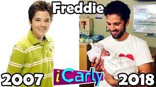 iCarly Before and After 2018 (Then and Now)