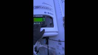 Thermal King Back Door Switch Bypass