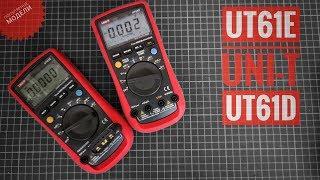видео UNI-T UT61E