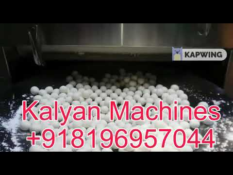 Sweet Balls Making Machine