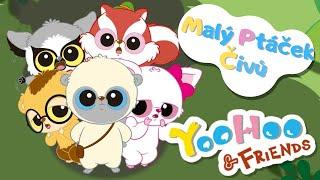 YooHoo série 1, díl 1. - Malý ptáček Čivů