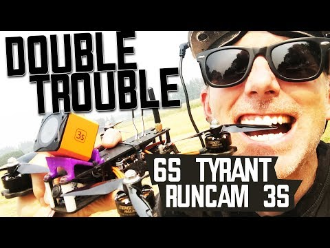 runcam-3s-and-2018-diatone-tyrant--first-look--honest-review--flights