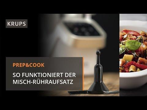 HP 5031 Krups Prep & Cook - Zubehör - Misch- / Rühraufsatz