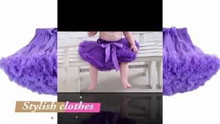 Flower Girl Tutu Skirt - Flower Girl Tutu Dress - Tutu Dress - Organza Tutu Skirt