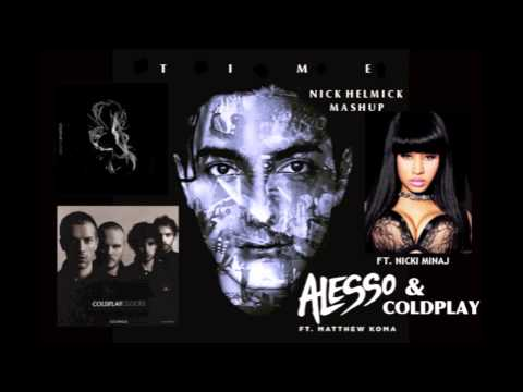 """Time"" - (Alesso Vs. Coldplay Mashup) [feat. Nicki Minaj]"