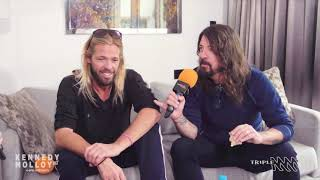 Dave Grohl Tells Jane Kennedy The Greatest Story Ever | Kennedy Molloy | Triple M