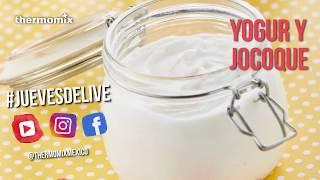 Jueves De Live   Yogurt Y Jocoque