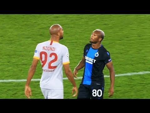 Furious Moments Between Famous Players 2019/20 | HD