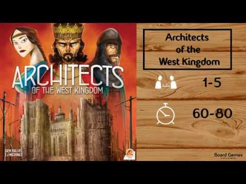 Architects Of The West Kingdom Explained in 7 Minutes
