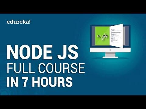 Node JS Full Course - Learn Node.js in 7 Hours | Node.js Tutorial for ...