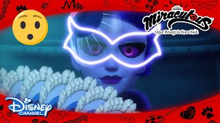 Mucize: Uğur Böceği ile Kara Kedi   😱😲 MAYURA 😮😲   Disney Channel TR