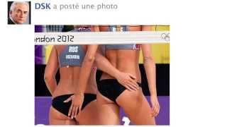 Les JO Sur Facebook