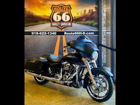 2020 Harley-Davidson® Street Glide® FLHX
