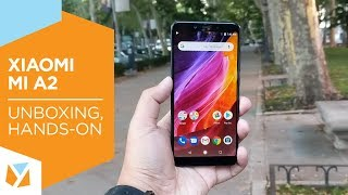 Xiaomi Mi A2 (Mi 6X) Unboxing, Hands-on: bang for the buck, defined