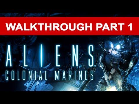 aliens colonial marines xbox 360 trailer