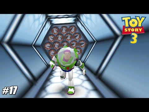 Toy Story 3: The Video Game - PSP Playthrough Gameplay 1080p (PPSSPP) PART 17