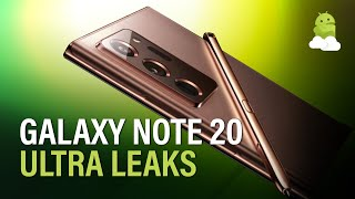 Galaxy Note 20 Ultra: What's coming August 5!