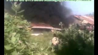 preview picture of video 'Kebakaran Gudang PT.Garam Persero Kalianget, Madura....'