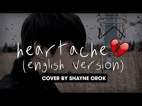 ONE OK ROCK - Heartache (Acoustic English Cover) By Shayne Orok Mp3