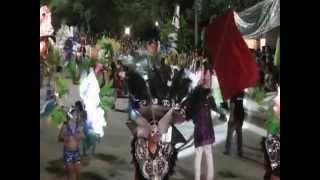 preview picture of video 'Carnavales del Encuentro 2015 Colonia Benítez'