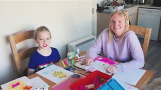 Easter Arts and Crafts: Make an Easter Card