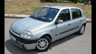 Renault Clio (BB/CB) 1998 - 2005
