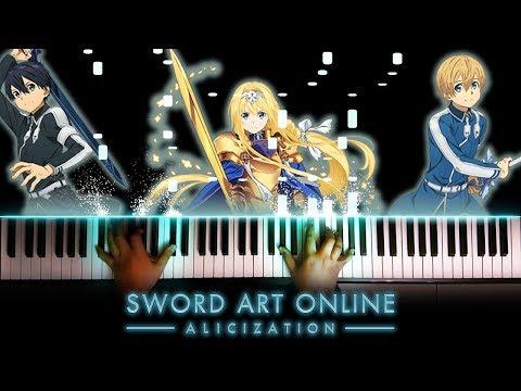 [Sword Art Online: Alicization OP]