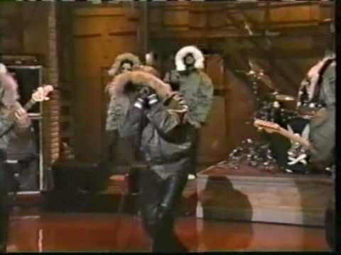 Red Hot Chili Peppers Aeroplane Live, Letterman Studios 1995