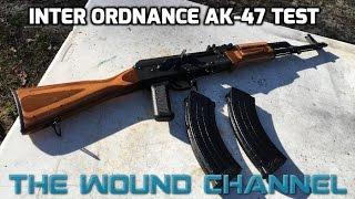 Inter Ordnance AK Test