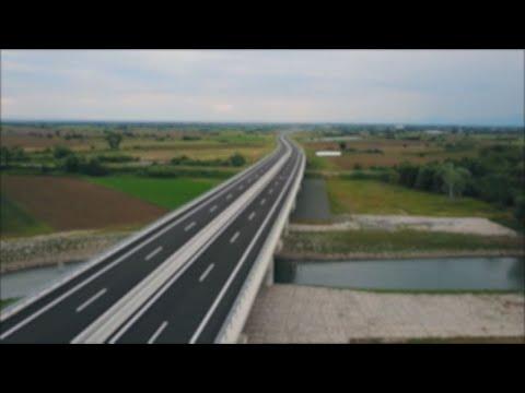 Στην κυκλοφορία τα πρώτα 14 χλμ του Νοτίου Τμήματος του Ε65