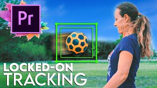 Keep a Moving Object Centered Effect - Premiere Pro CC 2020