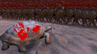 SAVAGE TORTOISE - Ultimate Epic Battle Simulator