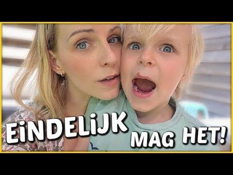 DiT WiL LUAN ECHT AL HEEL LANG! 🙏   Bellinga Familie Vloggers #1371