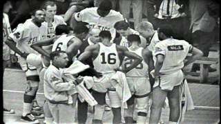 Lakers vs Celtics 1966 NBA Finals Game 7 Highlights – April 28th, 1966